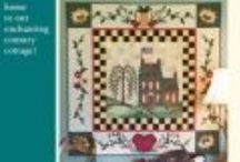 Quilt Patterns from McCall's Quilting / Individual quilt patterns available for purchase from McCall's Quilting. / by McCall's Quilting