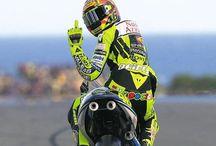 Valentino Rossi / by Darren Ramsay