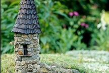 Faeries and miniatures / Faeries, elves and miniature worlds.