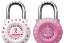 Help Unlock a Cure! / Master Lock has chosen to donate to the Breast Cancer Research Foundation. Help Unlock a Cure! / by Master Lock