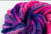 Art Yarn / Art yarn and yarn art. Mainly handspun art yarns.