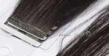 Extensiones Adhesivas / Si buscas extensiones adhesivas de color, Nais Hair es el sitio adecuado. Disponemos de extensiones adhesivas de todos los colores y de fácil colocación, con la máxima garantía de duración.