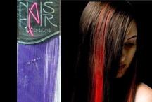 Extensiones de Clip / Extensiones de pelo con clip de diferentes colores. Son las más comunes por su rápida colocación. Las extensiones de clip para cabello de Nais Hair cuentan con una excelente relación calidad-precio.