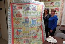 Quilt Along Video Series / Quilt patterns with corresponding step-by-step video lessons. / by McCall's Quilting