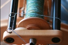 Spinning / Spinning yarn with spindles and spinning wheels. Pictures, tutorials, ideas and instructions.
