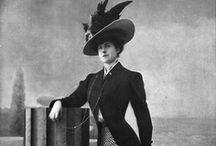 1900s-1920s Fashion*** / 1900s-1910s women,dresses,costumes,accessories etc.