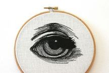 embroidery / by Madi Waters