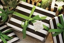 Gift Wrapping / by Desert Domicile