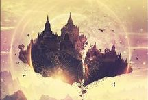 Fantasy / Fantastical places and story inspiration.