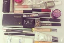 beauty products.