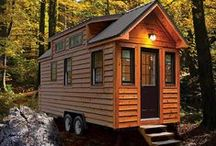 Tiny Homes Inspiration / by Roselle NN