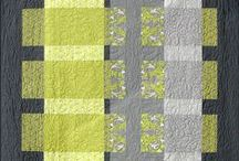 Transparency Effects in Quilts / Transparency is the effect of layers of fabric overlapping each other, creating new colors at their intersections. Transparency effects in quilts can be absolutely stunning! Let these quilts inspired you to try this technique.