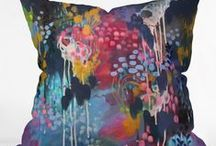 Holiday Gift Ideas / Things I love from Deny Designs, Society6, Nuvango; gift ideas.