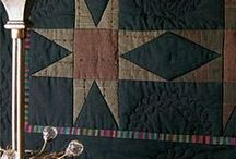 Amish Quilts / Enjoy these quilts by Amish and Mennonite quilt artists or inspired by the Amish/Mennonite quilt aesthetic! / by McCall's Quilting