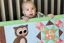 Baby Quilts and Free Baby Quilt Patterns / This board is dedicated to everything baby quilts! From easy baby quilt patterns, to more ambitious heritage quilt projects for baby. Imagine a world where every new baby had several made-by-hand baby quilts to soothe and comfort. That's something all quilters can work towards! / by McCall's Quilting