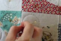 How to Hand Quilt / This board is dedicated to the fine art of hand quilting. Hand quilting patterns, hand quilting frames, hand quilting techniques, hand quilting thread, hand quilting instructions, hand quilting designs...anything to do with quilting by hand. We love it all! / by McCall's Quilting