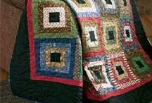 Country Quilts / If country quilts are your style, we've got the country quilt patterns to inspire your next project! Traditional patterns, country colors, and classic designs perfect for any country-style home or room. / by McCall's Quilting