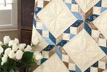 Lap Quilt Patterns and Throws / Lap quilt patterns are such a great size to make for your own home or for friends and family. Everyone loves to snuggle up under lap quilts. Includes free lap quilt patterns! / by McCall's Quilting