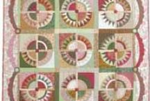Cottage Beauty Quilt Along / Contributing editor Laura Stone Roberts takes us step by step through making the beautiful Cottage Beauty quilt designed by Pat Sloan. Techniques include foundation (paper) piecing, curved piecing, and applique. Learn lots of tricks and tips while you make your own version of this updated classic quilt! Sponsored by Moda Fabrics and Pfaff. http://www.mccallsquilting.com/CottageBeauty #cottagebeautyquiltalong #showmethemoda #modafabrics #pfaff / by McCall's Quilting