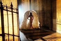 Angels and Goddesses / the magic within...