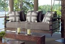 HOME. OUTDOOR SPACES
