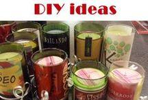DIY things to do! / by Nicole Serrano