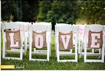 Wedding Ideas / What you'll need for your wedding!