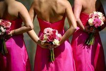 Wedding - Pink / #Inspiratie #trouwen #bruiloft #weddingplanner Organisatiebureau Njoy & Party | www.njoyparty.nl
