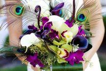 Wedding - Purple / #Inspiratie #trouwen #bruiloft #weddingplanner Organisatiebureau Njoy & Party | www.njoyparty.nl