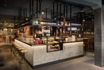 Designs De Horeca Fabriek / interiordesign restaurants horeca