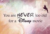 Disney Quotes and Walt Disney Himself / by Teresa Cronin