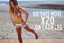 Work it OUT! / Fit is not a destination, it's a way of life! / by T