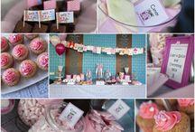 Babyshower girl - Create by Njoy / #Inspiratie #trouwen #bruiloft #weddingplanner #eventplanner #stylist Organisatiebureau Njoy & Party | www.njoyparty.nl