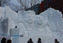 Ice Sculptures / by Teresa Cronin