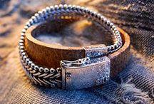 S!LK Leather Jewellery