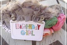 A's B-DAY PARTY IDEAS