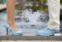 Wedding - blue/green / Thema: #blauw #groen #trouwen #inspiratie #bruiloft Njoy & Party Events | www.njoyparty.nl