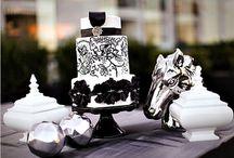Wedding - Black / #Inspiratie #trouwen #bruiloft #weddingplanner #eventplanner #stylist Organisatiebureau Njoy & Party | www.njoyparty.nl