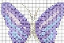 ~Cross Stitching~
