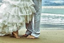 Wedding - Beach / Thema: #strand #trouwen #inspiratie #bruiloft Njoy & Party Events | www.njoyparty.nl