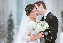 Wedding - Winter / Thema: #winter #trouwen #inspiratie #bruiloft Njoy & Party Events | www.njoyparty.nl