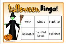 Halloween Printables / by SparkleBox