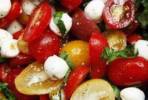 Fresh salads & breads / by T