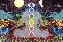 Chakra Healing / by Ꭰ Ꭼ Ꭼ Ꭺ Ꮑ Ꮑ Ꭺ 🌞