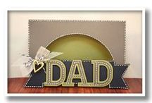 Father's Day Cards and Decor