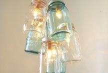 Jars. Mason Jars. / by Robyn-Coffee&Cotton Elkinton