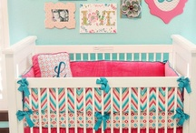 Home - Kid's Rooms & Nurseries / by Ashley Fleming