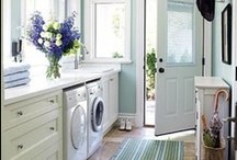 Home: Laundry Rooms & Cleaning Tips