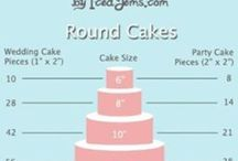 cakes / by Rebecca Drake