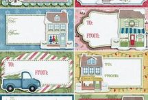Fun freebies / A collection of fun digital freebies I happen across / by Paper Garden Projects